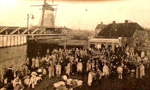 Krijgsgevangenen Menko 1919