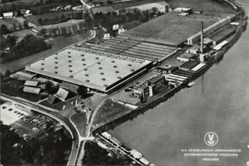 Vredestein bandenfabriek